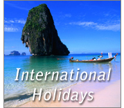 International Holidays