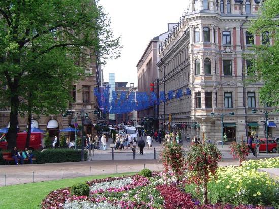 El mejor lugar para vivir Helsinki-city-centre